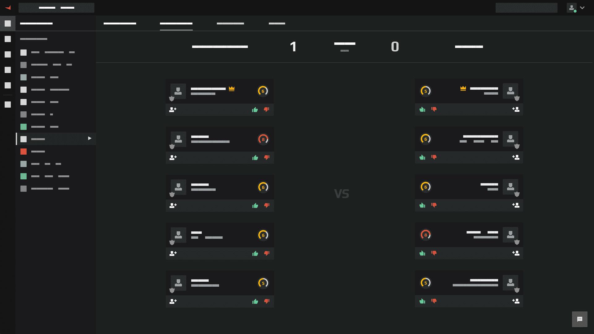 Lol statystyki matchmakingu