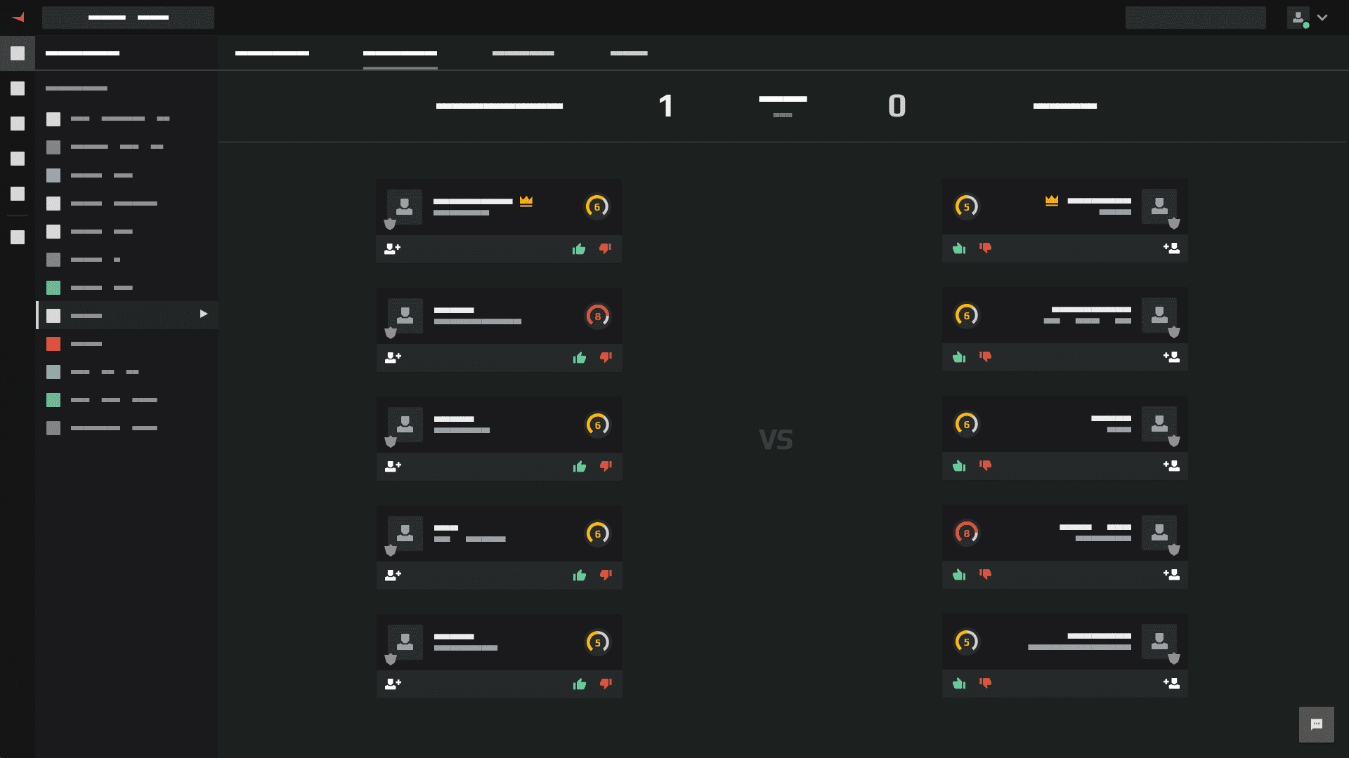 Faceit matchmaking